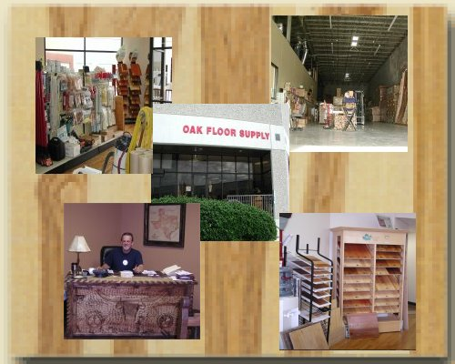Oak Floor Supply Inc
